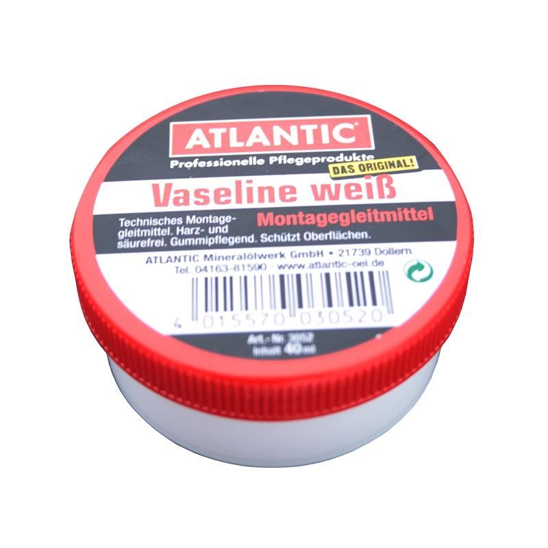 Vazelína Atlantic 40 ml - bílá