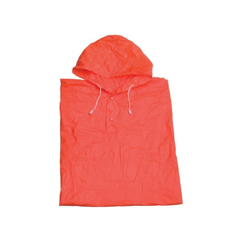 Pláštěnka 2You pončo, PVC - oranžová