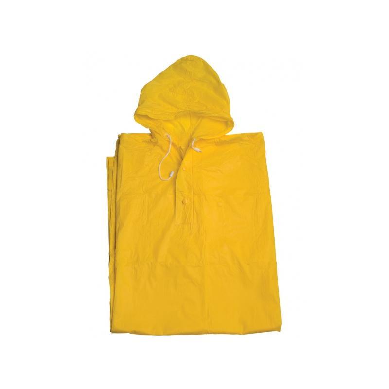 Pláštěnka 2You pončo, PVC - žlutá