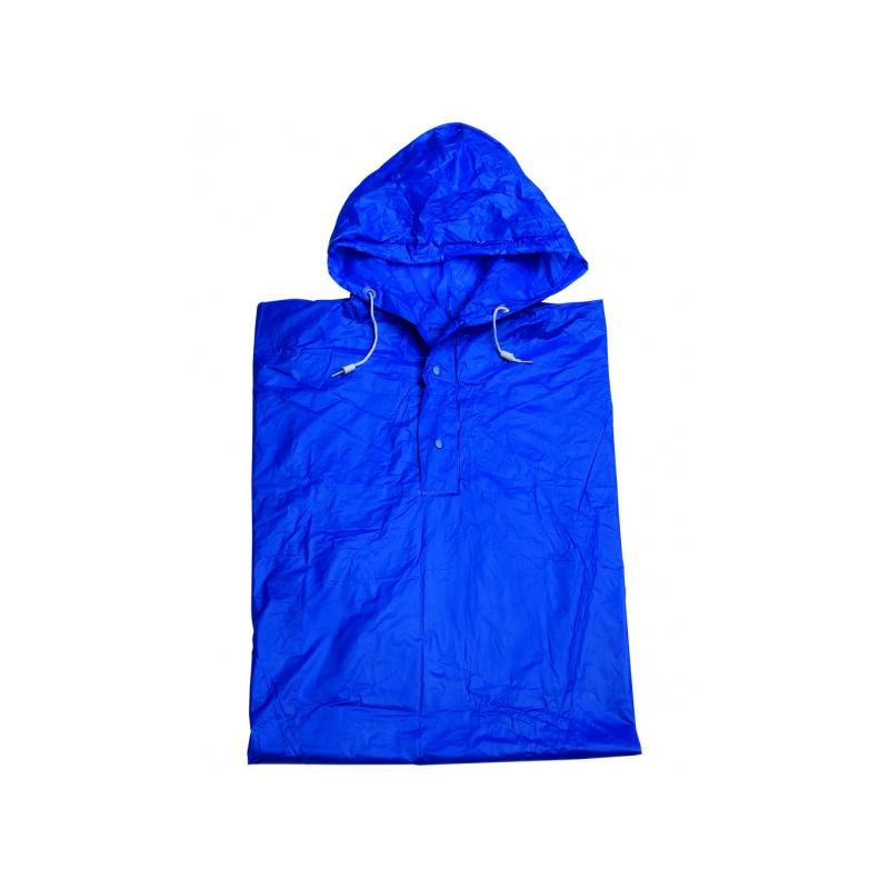 Pláštěnka 2You pončo, PVC - modrá