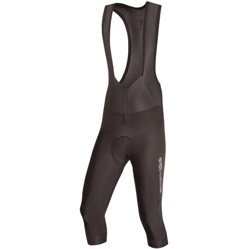 3/4 kalhoty Endura FS260-Pro Thermo- pánské, elastické, lacl, černá - Velikost XL