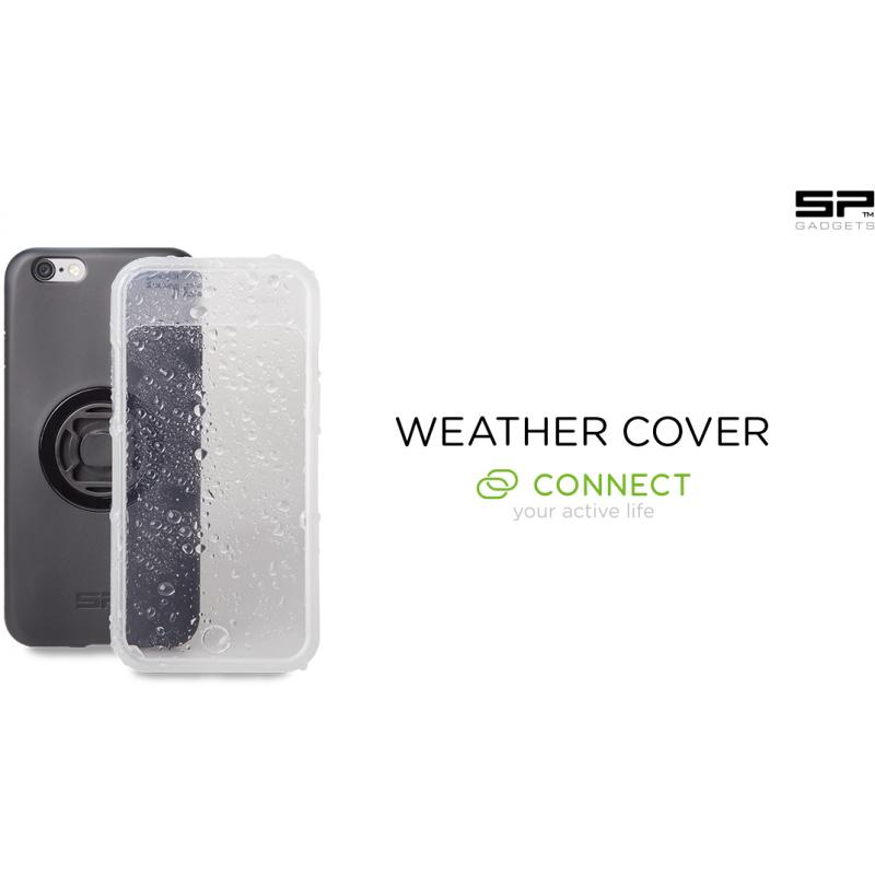 Silikonový obal SP Connect Weather Cover iPhone 5/SE