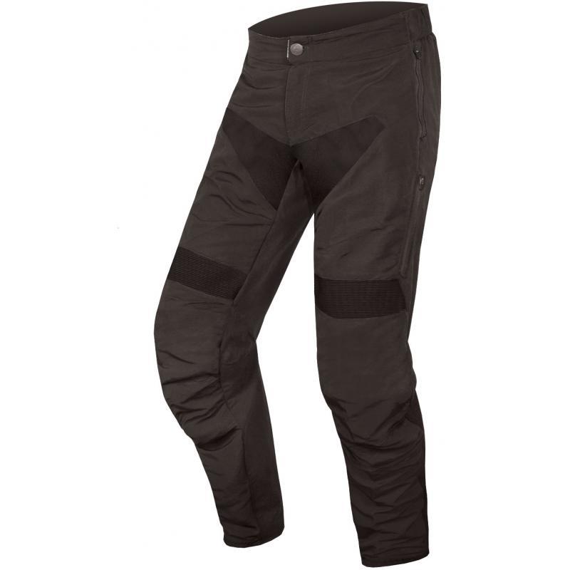 Kalhoty Endura SingleTrack- pánské, volné, černé - Velikost L