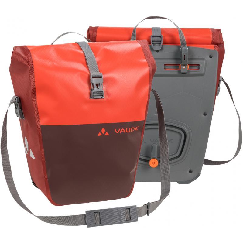 Brašny VAUDE Aqua Back Color - zadní, pár, na nosič, lavová