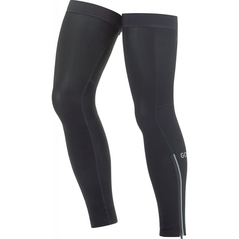 Návleky Gore C3 zateplené - na nohy, černá - velikost M/L