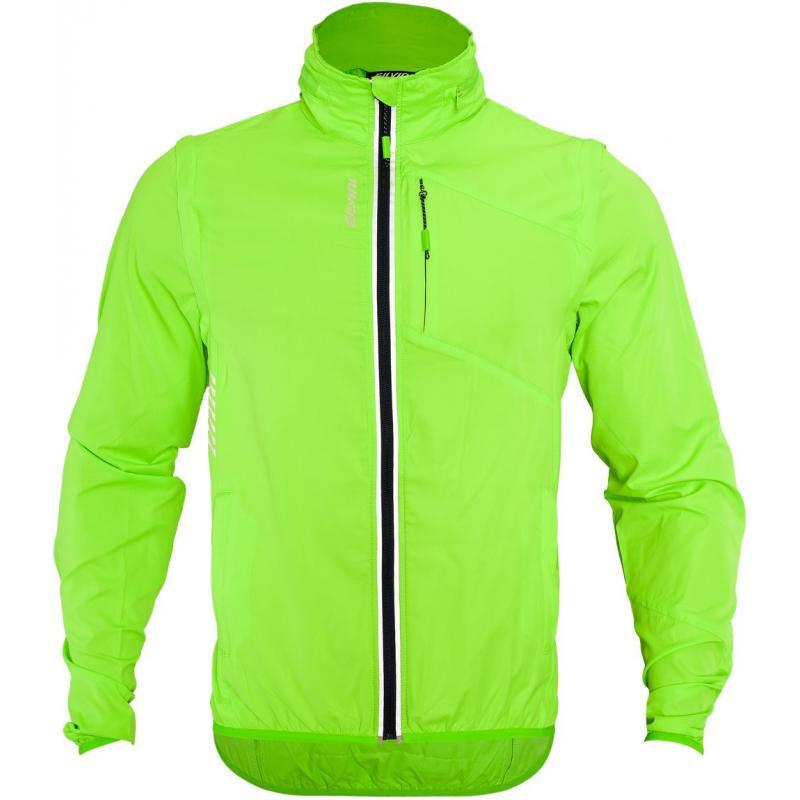 Bunda Silvini Vetta MJ1219 - pánské, zelená - velikost 4XL