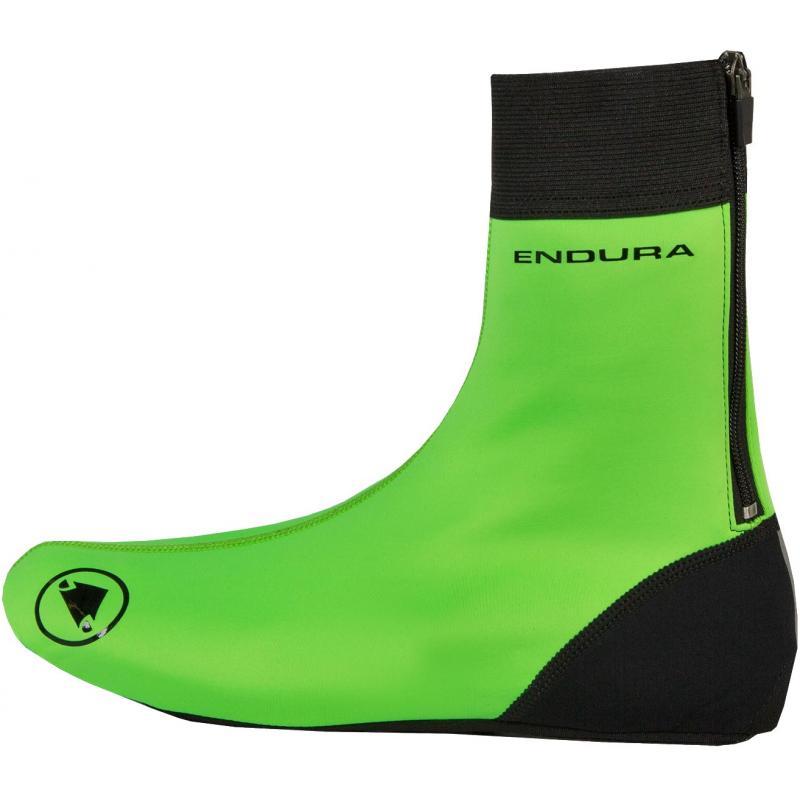 Návleky Endura Windchill E1185GV - na tretry, svítivě zelená - velikost L (42,5-44,5)