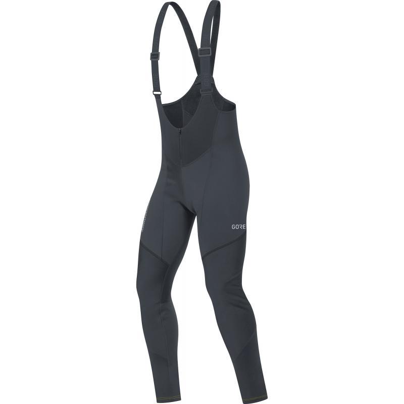 Kalhoty Gore C3 WS - pánské, elastické, lacl, černá - Velikost L