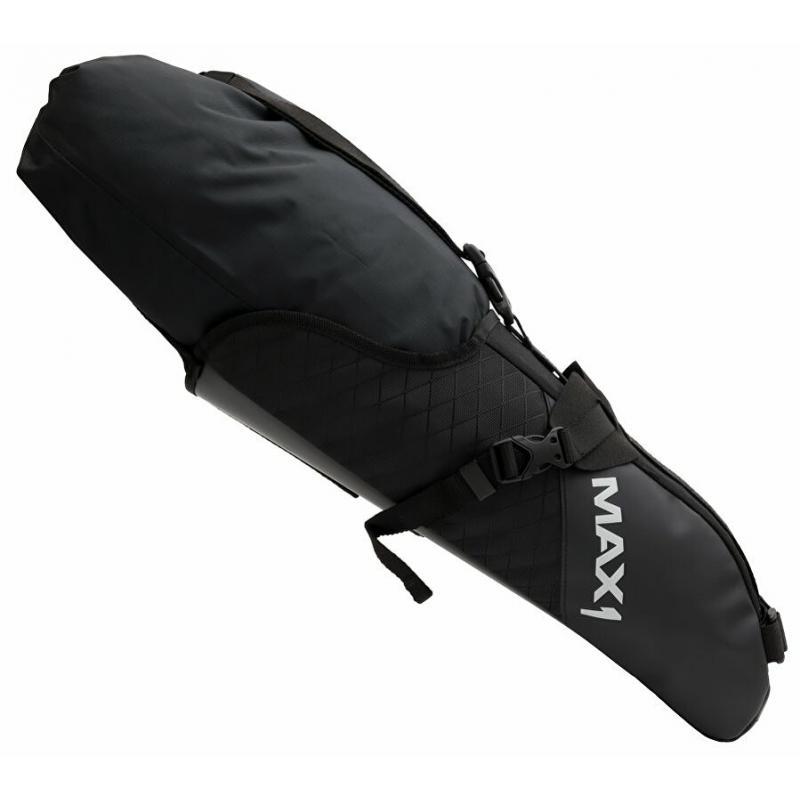 Brašna MAX1 Expedition XXL - pod sedlo, černá